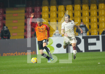 21/02/2021 - Perparim Hetemaj (Benevento Calcio ) - BENEVENTO CALCIO VS AS ROMA - SERIE A - CALCIO
