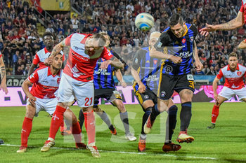 Final Four - Finale B Play Off - Andata - Pisa Vs Triestina 2 - 2 - SERIE C - LEGA PRO - CALCIO