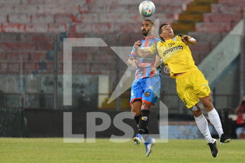 30/06/2020 - Vincente Bruno Leonardo (Calcio Catania) - PLAYOFF CATANIA VS VIRTUS FRANCAVILLA - SERIE C - LEGA PRO - CALCIO
