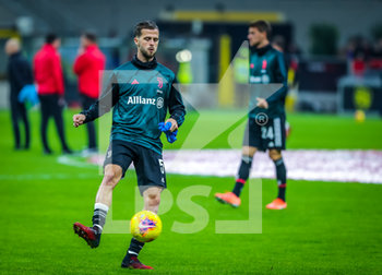13/02/2020 - Miralem Pjanic of Juventus during the Coppa Italia 2019/20 match between AC Milan vs Juventus at the San Siro Stadium, Milan, Italy on February 13, 2020 - Photo Fabrizio Carabelli - MILAN VS JUVENTUS -  - CALCIO