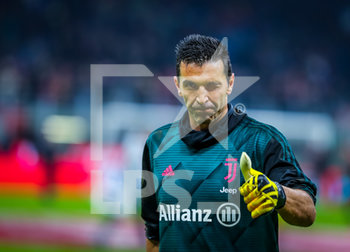 13/02/2020 - Gianluigi Buffon of Juventus  - MILAN VS JUVENTUS -  - CALCIO