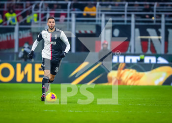 13/02/2020 - Rodrigo Bentancur of Juventus during the Coppa Italia 2019/20 match between AC Milan vs Juventus at the San Siro Stadium, Milan, Italy on February 13, 2020 - Photo Fabrizio Carabelli - MILAN VS JUVENTUS -  - CALCIO