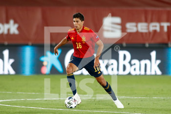 06/09/2020 - Rodrigo Hernandez of Spain in action during the UEFA Nations League football match between Spain and Ukraine on september 06, 2020 at Alfredo Di Stefano stadium in Valdebebas near Madrid, Spain - Photo Oscar J Barroso / Spain DPPI / DPPI - SPAGNA VS UCRAINA - UEFA NATIONS LEAGUE - CALCIO