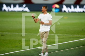 06/09/2020 - Luis Enrique, head coach of Spain during the UEFA Nations League football match between Spain and Ukraine on september 06, 2020 at Alfredo Di Stefano stadium in Valdebebas near Madrid, Spain - Photo Oscar J Barroso / Spain DPPI / DPPI - SPAGNA VS UCRAINA - UEFA NATIONS LEAGUE - CALCIO