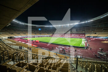 17/11/2020 - General view before the UEFA Nations league football match between Spain and Germany on November 17, 2020 at the la Cartuja Stadium in Sevilla, Spain - Photo Joaquin Corchero / Spain DPPI / DPPI - SPAIN VS GERMANY - UEFA NATIONS LEAGUE - CALCIO