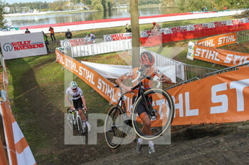 07/11/2020 - Pim Ronhaar (NED) during the 2020 UEC Cyclo-Cross European Championships, Men Under 23, on november 7, 2020 in Rosmalen, The Netherlands - Photo Orange Pictures / DPPI - 2020 UEC CYCLO-CROSS EUROPEAN CHAMPIONSHIPS, MEN UNDER 23 - CICLOCROSS - CICLISMO