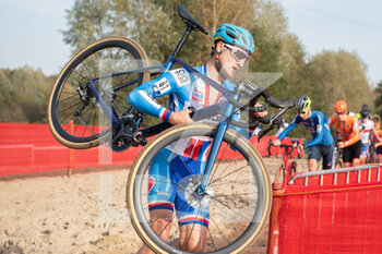 07/11/2020 - Jakub Riman (CZE) during the 2020 UEC Cyclo-Cross European Championships, Men Under 23, on november 7, 2020 in Rosmalen, The Netherlands - Photo Orange Pictures / DPPI - 2020 UEC CYCLO-CROSS EUROPEAN CHAMPIONSHIPS, MEN UNDER 23 - CICLOCROSS - CICLISMO
