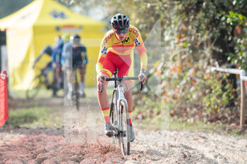07/11/2020 - Ivan Feijoo Alberta (ESP) during the 2020 UEC Cyclo-Cross European Championships, Men Under 23, on november 7, 2020 in Rosmalen, The Netherlands - Photo Orange Pictures / DPPI - 2020 UEC CYCLO-CROSS EUROPEAN CHAMPIONSHIPS, MEN UNDER 23 - CICLOCROSS - CICLISMO