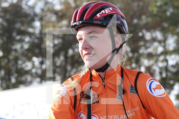 07/11/2020 - Annemarie Worst (NED) during the 2020 UEC Cyclo-Cross European Championships, Women Elite, on november 7, 2020 in Rosmalen, The Netherlands - Photo Orange Pictures / DPPI - 2020 UEC CYCLO-CROSS EUROPEAN CHAMPIONSHIPS, MEN UNDER 23 - CICLOCROSS - CICLISMO