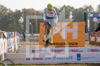 07/11/2020 - Thomas Mein (GBR) during the 2020 UEC Cyclo-Cross European Championships, Men Under 23, on november 7, 2020 in Rosmalen, The Netherlands - Photo Orange Pictures / DPPI - 2020 UEC CYCLO-CROSS EUROPEAN CHAMPIONSHIPS, MEN UNDER 23 - CICLOCROSS - CICLISMO