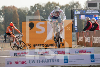 07/11/2020 - Cameron Mason (GBR) during the 2020 UEC Cyclo-Cross European Championships, Men Under 23, on november 7, 2020 in Rosmalen, The Netherlands - Photo Orange Pictures / DPPI - 2020 UEC CYCLO-CROSS EUROPEAN CHAMPIONSHIPS, MEN UNDER 23 - CICLOCROSS - CICLISMO