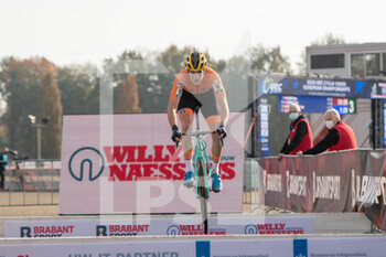 07/11/2020 - Tim van Dijke (NED) during the 2020 UEC Cyclo-Cross European Championships, Men Under 23, on november 7, 2020 in Rosmalen, The Netherlands - Photo Orange Pictures / DPPI - 2020 UEC CYCLO-CROSS EUROPEAN CHAMPIONSHIPS, MEN UNDER 23 - CICLOCROSS - CICLISMO