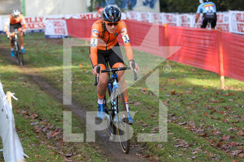 07/11/2020 - Lucinda Brand (NED) during the 2020 UEC Cyclo-Cross European Championships, Women Elite, on november 7, 2020 in Rosmalen, The Netherlands - Photo Orange Pictures / DPPI - 2020 UEC CYCLO-CROSS EUROPEAN CHAMPIONSHIPS, MEN UNDER 23 - CICLOCROSS - CICLISMO