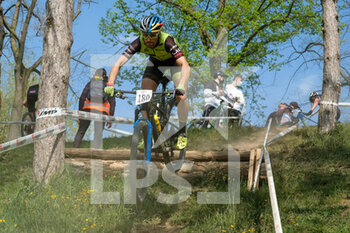 03/04/2021 - (180) Mattia Penna - (ITA) - VERONA MTB INTERNATIONAL XCO -  CATEGORIA OPEN MAN - MTB - MOUNTAIN BIKE - CICLISMO