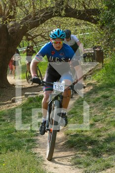 03/04/2021 - (136) Tommaso Bianchin - (ITA) - VERONA MTB INTERNATIONAL XCO -  CATEGORIA OPEN MAN - MTB - MOUNTAIN BIKE - CICLISMO