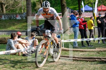 03/04/2021 - (4) Mirko Tabacchi - (ITA) - VERONA MTB INTERNATIONAL XCO -  CATEGORIA OPEN MAN - MTB - MOUNTAIN BIKE - CICLISMO