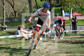 03/04/2021 - (6) Maximilian Foidl - (PL) - VERONA MTB INTERNATIONAL XCO -  CATEGORIA OPEN MAN - MTB - MOUNTAIN BIKE - CICLISMO