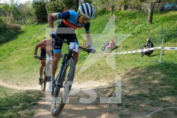 03/04/2021 - (3) Stephane Tempier - (FRA) - VERONA MTB INTERNATIONAL XCO -  CATEGORIA OPEN MAN - MTB - MOUNTAIN BIKE - CICLISMO