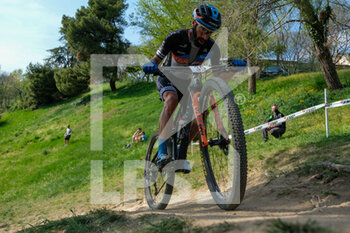 03/04/2021 - (35) Johnny Cattaneo - (ITA) - VERONA MTB INTERNATIONAL XCO -  CATEGORIA OPEN MAN - MTB - MOUNTAIN BIKE - CICLISMO