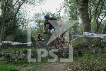 03/04/2021 - (2) Antoine Philippe - (FRA) - VERONA MTB INTERNATIONAL XCO -  CATEGORIA OPEN MAN - MTB - MOUNTAIN BIKE - CICLISMO