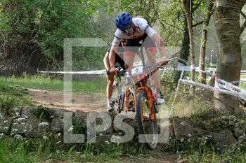03/04/2021 - (6) Maximilian Foidl - (PL) in action during Verona MTB International XCO 2021 - VERONA MTB INTERNATIONAL XCO -  CATEGORIA OPEN MAN - MTB - MOUNTAIN BIKE - CICLISMO