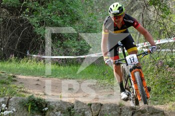 03/04/2021 - (17) Anton Sintsov - (RUS) - VERONA MTB INTERNATIONAL XCO -  CATEGORIA OPEN MAN - MTB - MOUNTAIN BIKE - CICLISMO