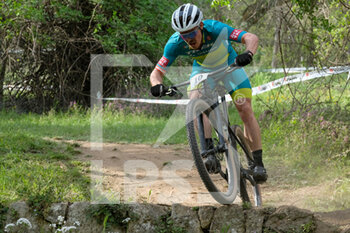 03/04/2021 - (10) Gregor Raggl - (POL) - VERONA MTB INTERNATIONAL XCO -  CATEGORIA OPEN MAN - MTB - MOUNTAIN BIKE - CICLISMO
