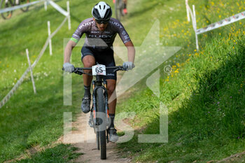 03/04/2021 - (65) Federico Ceolin - (ITA) - VERONA MTB INTERNATIONAL XCO -  CATEGORIA OPEN MAN - MTB - MOUNTAIN BIKE - CICLISMO