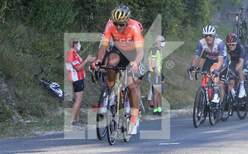 18/09/2020 - Greg Van Avermaet of Team CCC during the Tour de France 2020, cycling race stage 19, Bourg en Bresse - Champagnole (165,5 km) on September 18, 2020 in Champagnole, France - Photo Laurent Lairys / DPPI - STAGE 19, BOURG EN BRESSE - CHAMPAGNOLE 2020 - TOUR DE FRANCE - CICLISMO