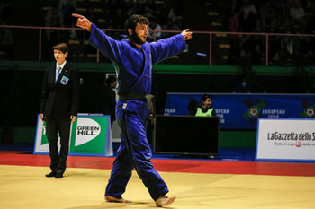 17/02/2019 -  D´Arco Salvatore (ITA) - EUROPEAN JUDO OPEN MEN - DAY 2 - JUDO - CONTATTO