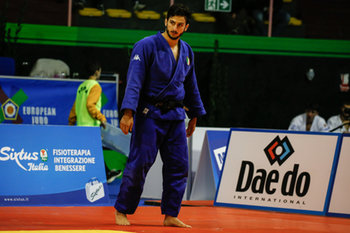 17/02/2019 - Rigano Lorenzo - EUROPEAN JUDO OPEN MEN - DAY 2 - JUDO - CONTATTO