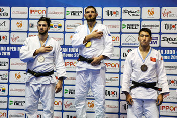 CONTATTO - JUDO - Campionati Europei Juniores Day 1