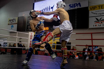 CONTATTO - KICK BOXING - Europe Cup GoldenGlove 2019