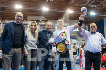 CONTATTO - KICK BOXING - Campionati Europei Juniores Day 1