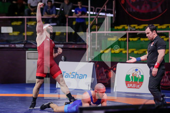 Senior European Championships - Day 2 - LOTTA - CONTATTO