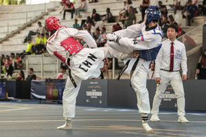 Roma 2018 World Taekwondo Grand Prix - TAEKWONDO - CONTATTO