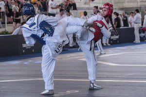 Roma 2018 World Taekwondo Grand Prix Day 2 - TAEKWONDO - CONTATTO