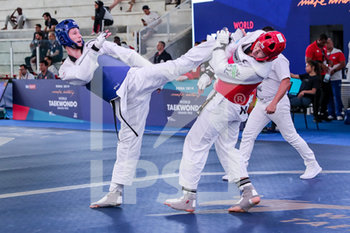 Roma 2019 World Taekwondo Grand Prix (day 1) - TAEKWONDO - CONTATTO