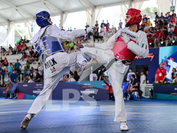 CONTATTO - TAEKWONDO - Campionati Europei Juniores Day 1