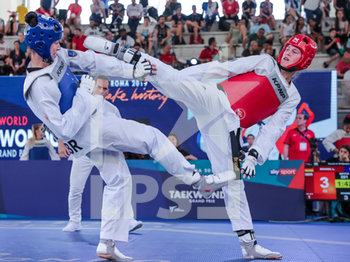 08/06/2019 - Lorena Brandl - ROMA 2019 WORLD TAEKWONDO GRAND PRIX (DAY 2) - TAEKWONDO - CONTATTO