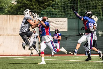 FOOTBALL AMERICANO - PRIMA DIVISIONE - Giants Bolzano vs Panthers Parma