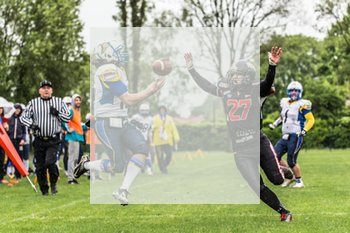 Seconda Divisione - Mastini Verona Vs Saints Padova - FOOTBALL AMERICANO - ALTRO