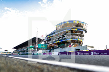 16/09/2020 - Ambiance, track, piste during the scrutineering of the 2020 24 Hours of Le Mans, 7th round of the 2019...20 FIA World Endurance Championship on the Circuit des 24 Heures du Mans, from September 16 to 20, 2020 in Le Mans, France - Photo Fr.d.ric Le Floc...h / DPPI - 24 HOURS OF LE MANS 2020 - ENDURANCE - MOTORI