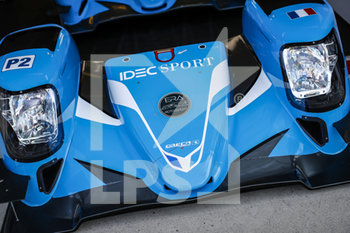 16/09/2020 - IDEC Sport, Oreca 07-Gibson, body during the scrutineering of the 2020 24 Hours of Le Mans, 7th round of the 2019...20 FIA World Endurance Championship on the Circuit des 24 Heures du Mans, from September 16 to 20, 2020 in Le Mans, France - Photo Xavi Bonilla / DPPI - 24 HOURS OF LE MANS 2020 - ENDURANCE - MOTORI