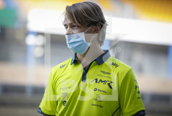 16/09/2020 - Farfus Augusto (bra), Aston Martin Racing, Aston Martin Vantage AMR, portrait during the scrutineering of the 2020 24 Hours of Le Mans, 7th round of the 2019...20 FIA World Endurance Championship on the Circuit des 24 Heures du Mans, from September 16 to 20, 2020 in Le Mans, France - Photo Xavi Bonilla / DPPI - 24 HOURS OF LE MANS 2020 - ENDURANCE - MOTORI