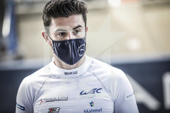 16/09/2020 - Nato Norman (fra), Rebellion Racing, Rebellion R13-Gibson, portrait during the scrutineering of the 2020 24 Hours of Le Mans, 7th round of the 2019...20 FIA World Endurance Championship on the Circuit des 24 Heures du Mans, from September 16 to 20, 2020 in Le Mans, France - Photo Xavi Bonilla / DPPI - 24 HOURS OF LE MANS 2020 - ENDURANCE - MOTORI