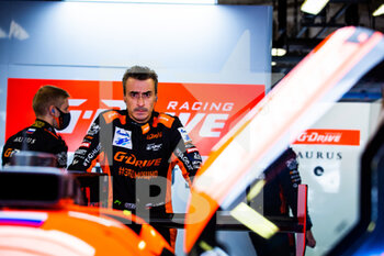 11/10/2020 - Rusinov Roman (rus), G-Drive Racing, Oreca 07 Gibson, ambiance, portrait during the 2020 4 Hours of Monza, 4th round of the 2020 European Le Mans Series, from October 9 to 11, 2020 on the Autodromo Nazionale di Monza, Italy - Photo Germain Hazard / DPPI - 4 HOURS OF MONZA, 4TH ROUND OF THE 2020 EUROPEAN LE MANS SERIES - SUNDAY - ENDURANCE - MOTORI