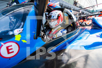 11/10/2020 - Jamin Nicolas (fra), Panis Racing, Oreca 07 Gibson, ambiance, portrait during the 2020 4 Hours of Monza, 4th round of the 2020 European Le Mans Series, from October 9 to 11, 2020 on the Autodromo Nazionale di Monza, Italy - Photo Germain Hazard / DPPI - 4 HOURS OF MONZA, 4TH ROUND OF THE 2020 EUROPEAN LE MANS SERIES - SUNDAY - ENDURANCE - MOTORI