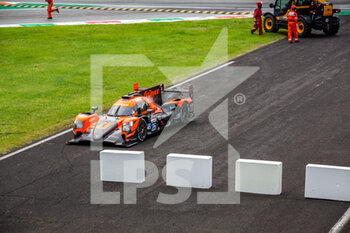 11/10/2020 - 26 Rusinov Roman (rus), Jensen Mikkel (dnk), Vergne Jean-Eric (fra), G-Drive Racing, Oreca 07 Gibson, action during the 2020 4 Hours of Monza, 4th round of the 2020 European Le Mans Series, from October 9 to 11, 2020 on the Autodromo Nazionale di Monza, Italy - Photo Germain Hazard / DPPI - 4 HOURS OF MONZA, 4TH ROUND OF THE 2020 EUROPEAN LE MANS SERIES - SUNDAY - ENDURANCE - MOTORI