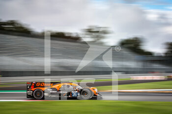 11/10/2020 - 26 Rusinov Roman (rus), Jensen Mikkel (dnk), Vergne Jean-Eric (fra), G-Drive Racing, Oreca 07 Gibson, action during the 2020 4 Hours of Monza, 4th round of the 2020 European Le Mans Series, from October 9 to 11, 2020 on the Autodromo Nazionale di Monza, Italy - Photo Thomas Fenetre / DPPI - 4 HOURS OF MONZA, 4TH ROUND OF THE 2020 EUROPEAN LE MANS SERIES - SUNDAY - ENDURANCE - MOTORI